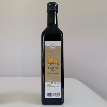 Picture of PUMPKIN SEED OIL 0.5 L