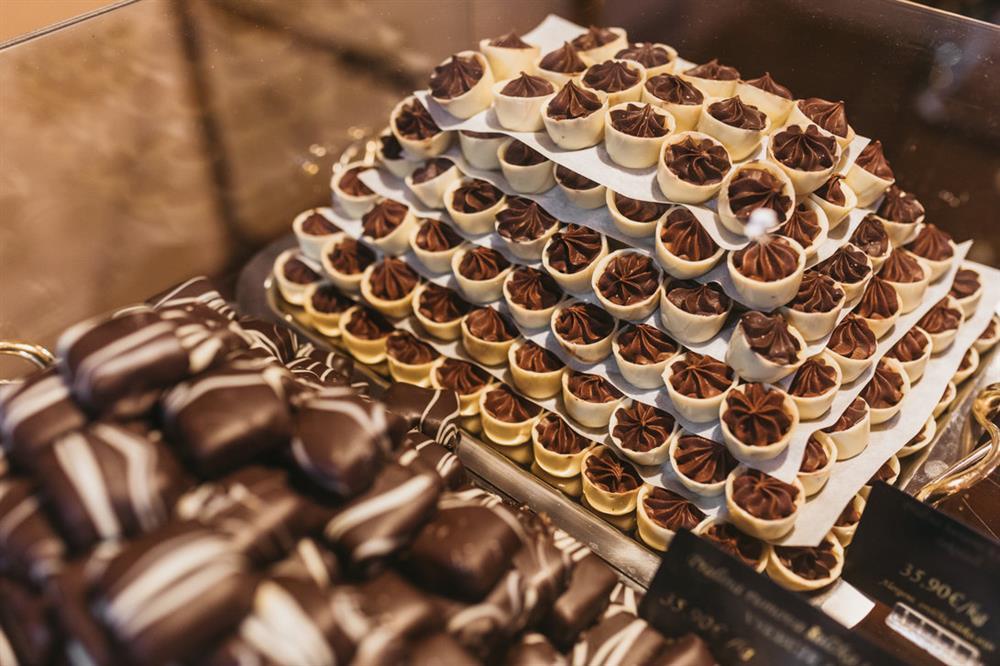 Čokoladnica Olimje