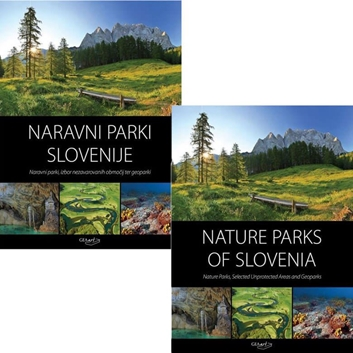 Picture of NATURAL PARKS OF SLOVENIA BOOK