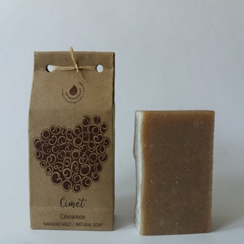 Picture of CINNAMON NATURAL SOAP