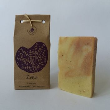 Picture of LAVENDER NATURAL SOAP